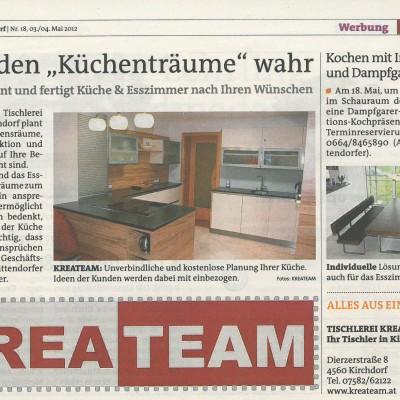 Presse Clipping Mai2012